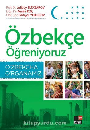 Özbekçe Öğreniyoruz PDF Kitap İndir