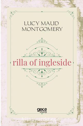 Rilla of Ingleside PDF Kitap İndir