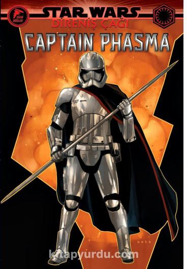 Star Wars: Direniş Çağı / Captain Phasma PDF Kitap İndir