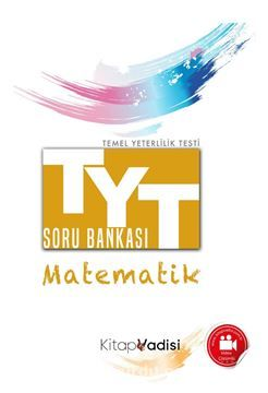 TYT Matematik Soru Bankası Video Çözümlü PDF Kitap İndir