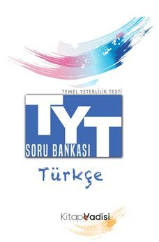 TYT Türkçe Soru Bankası PDF Kitap İndir